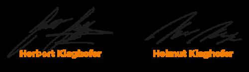 klaghofer_unterschriften